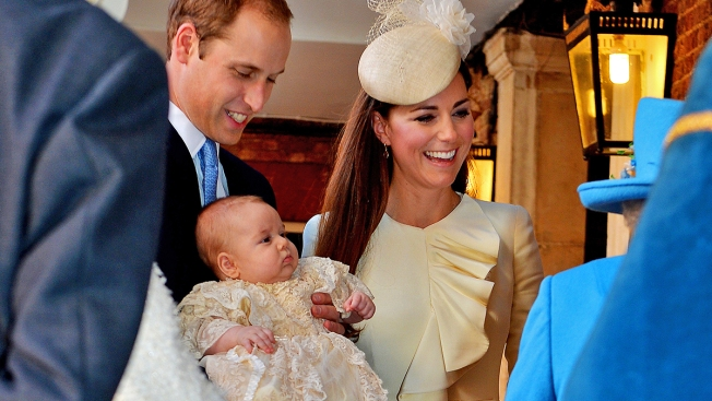 Prince William and Kate Middleton to Take Prince George on Trip for His First Official Public Appearance
