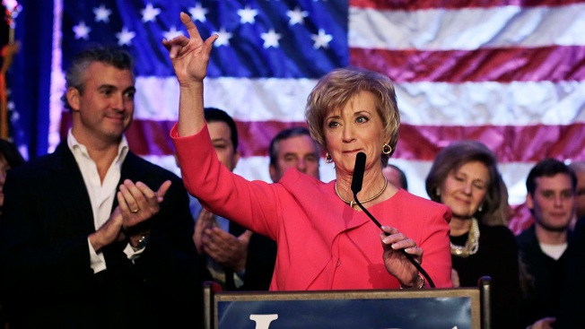 Linda McMahon Considered for Secretary of Commerce: Sources