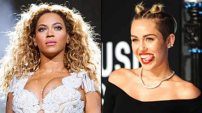 It's Beyonce vs Miley in Battle for Most-Searched of 2013