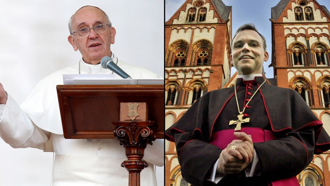 "Pope Francis Cracks Down on German ""Bishop of Bling"""