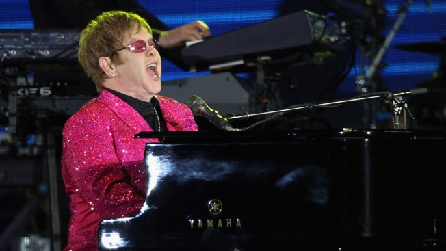 Elton John Says Upcoming Tour Will Be His Last