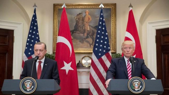Turkey's PM Erdogan Slams US Indictments as 'Scandalous'
