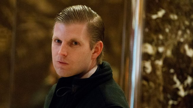 Eric Trump funneled $100G intended for cancer research to dad