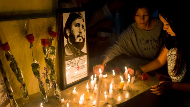 Havana Spruces up for Tributes to Late Leader Fidel Castro