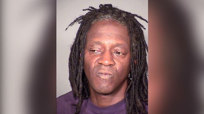 Flavor Flav Charged With DUI Following Las Vegas Arrest