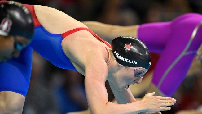 Five-Time Olympic Gold Medalist Missy Franklin Announces Retirement, Cites Chronic Shoulder Pain