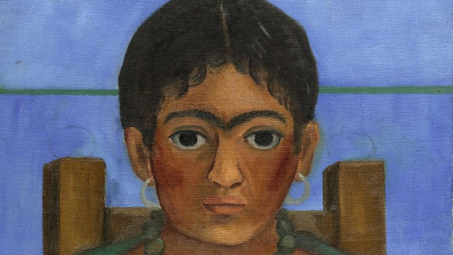 Rediscovered Frida Kahlo Painting Going To Auction In Ny Nbc