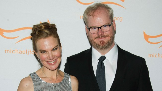 Jim Gaffigan's Wife Doing Well After Brain Surgery