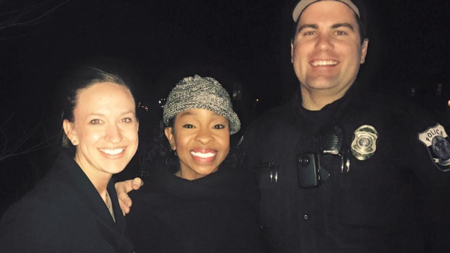 Gladys Knight Serenades Officer With 'Happy Birthday' During Traffic Stop