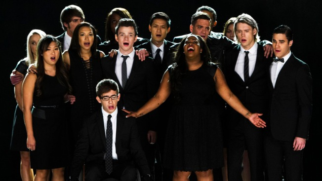 """Glee"" Recap: Rachel and the New Directions Say Farewell to Finn Hudson"