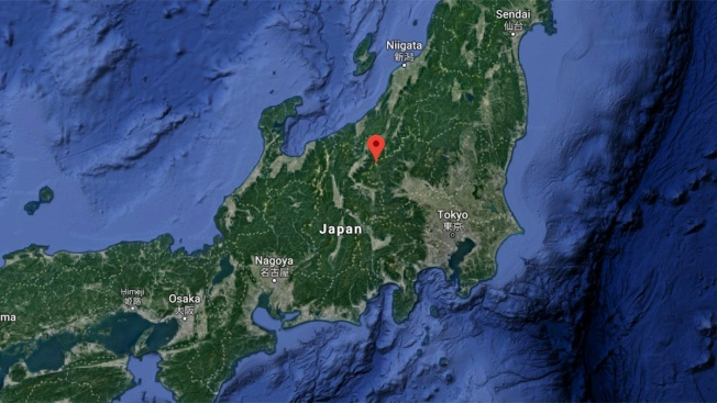 Eruption, avalanche injure 10 in Gunma