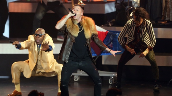 Macklemore Dominates Spotify in 2013