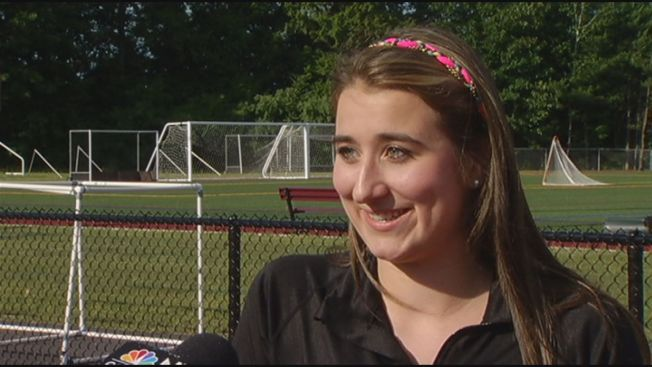 Granby High School Student Helps Save Man's Life