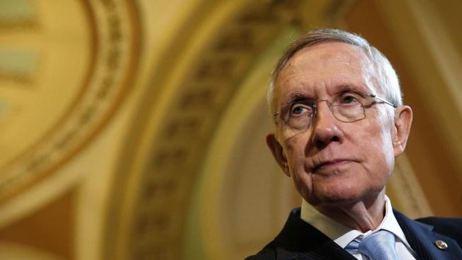Former Senate Majority Leader Harry Reid Undergoes Surgery for Pancreatic Cancer