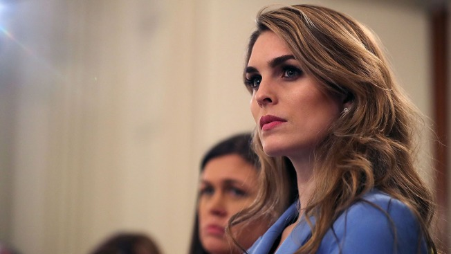 Fox Hires Former Trump Aide Hope Hicks as Top Communications Officer