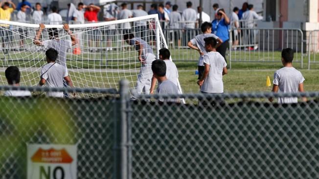 Groups Demand End to Info-Sharing on Asylum-Seeking Children