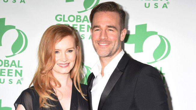 James Van Der Beek Makes Touching Tribute to 1-Year-Old Daughter