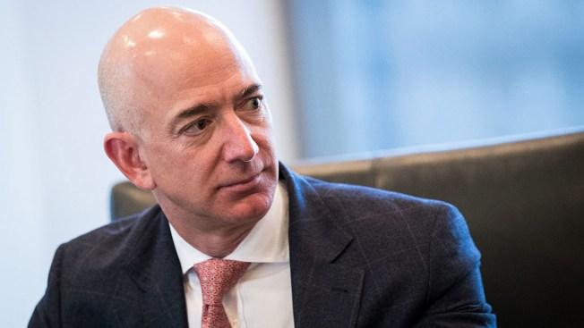 Trump Attacks Amazon, Washington Post on Twitter