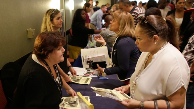 US Jobless Rate Ticks Up to 5 Percent; Employers Add 156K Jobs