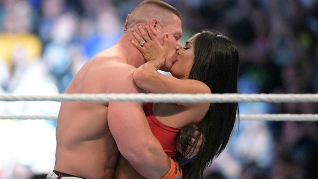 John Cena's most dramatic moment in the wrestling ring