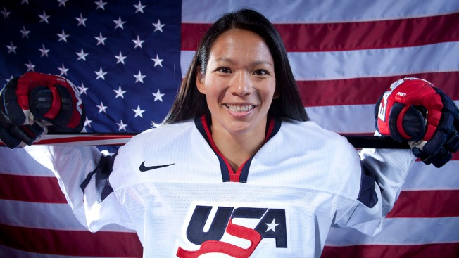 U.S. Women's Coach: Chu to Play in Hockey Semifinal