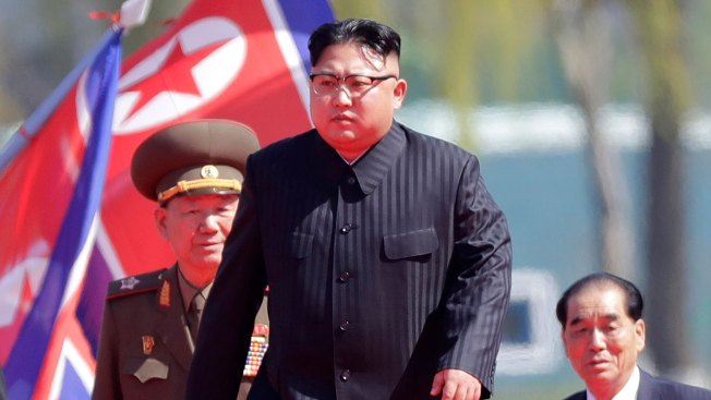 Kim examines plans for missile attack near Guam