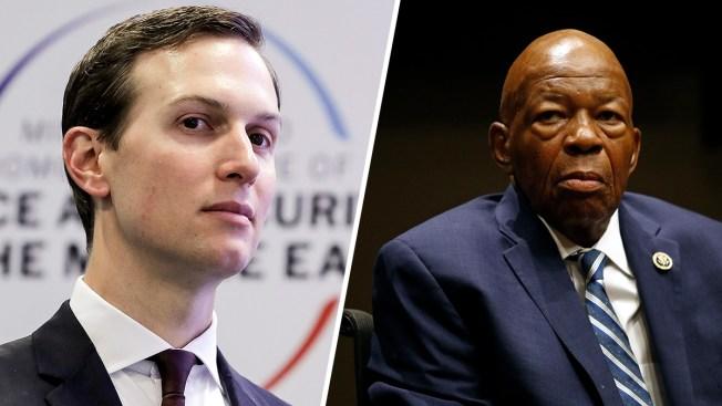 Cummings Presses White House on Kushner's Use of WhatsApp for Official Business