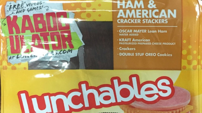 'Lunchables' Recalled in 2 States Due to Misbranding, Undeclared Allergens