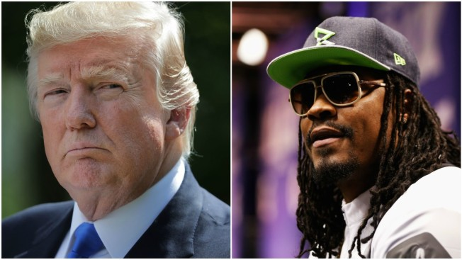 President calls for National Football League to suspend Marshawn Lynch — Trump Twitter