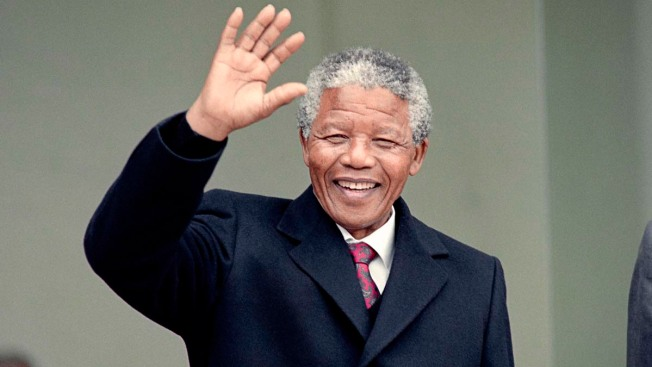 4073fe1666a Sporting Tributes for Nelson Mandela. The former South African president ...