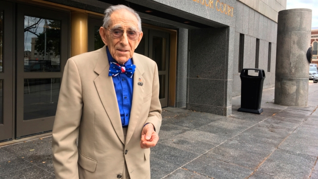 Lawyer, 99, Will Retire 'When They Carry Me Out of Here'