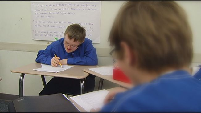Student With Down Syndrome Named to National Honor Society