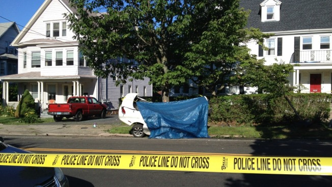 Police Identify Man from Fatal New Haven Crash