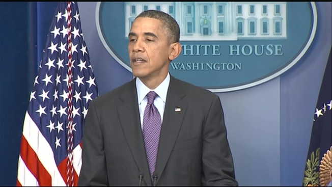 President to Observe Moment of Silence for Newtown Victims