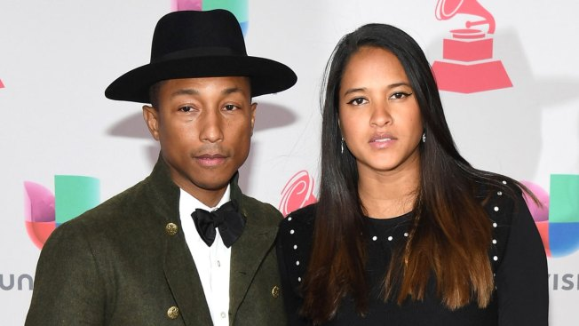 Pharrell Williams, Wife Welcome Triplets to Join 8-Year-Old Son