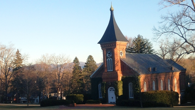 Confederate Battle Flags Removed From Virginia University Chapel