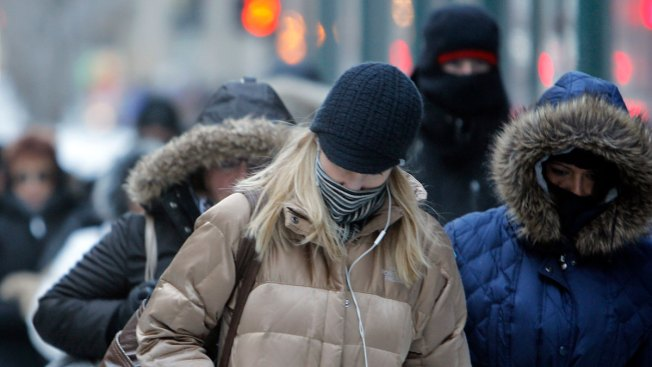 Polar Vortex Redux? U.S. Forecasters say it Could Hit Next Week