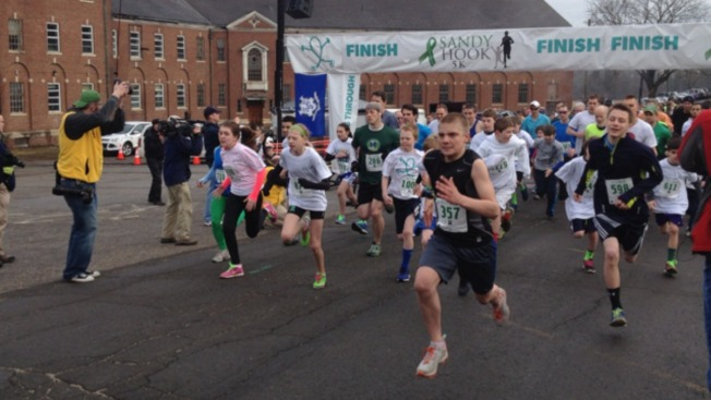 Thousands Gather for 2nd Annual Sandy Hook Run