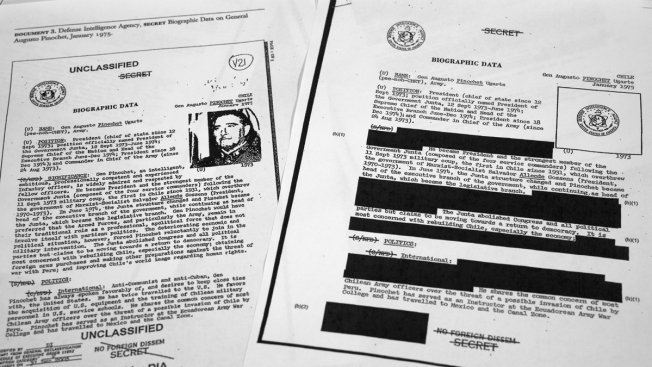 Redaction Nation: US History Brims With Partial Deletions