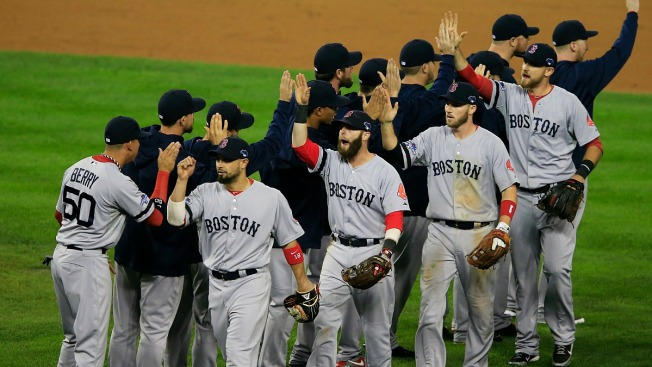 Red Sox Beat Tigers in ALCS Game 3