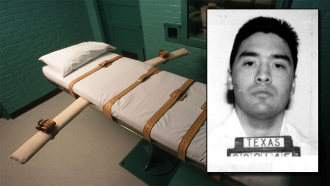 Texas Hit Man Gets Second Stay of Execution