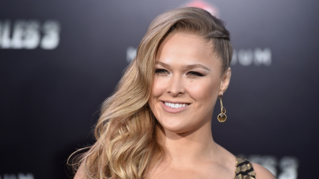 Ronda Rousey to Host 'Saturday Night Live' on Jan. 23