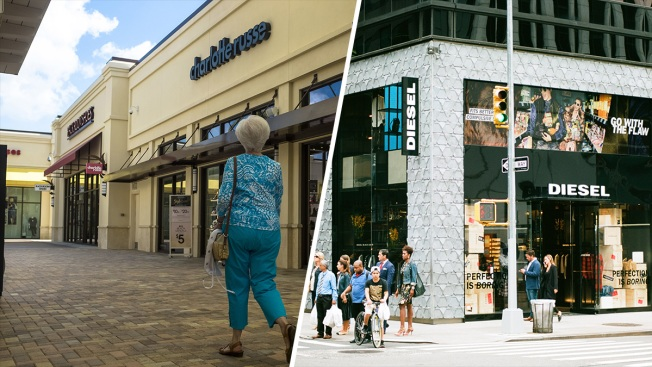 Charlotte Russe Closing All Stores; Diesel USA Files for Bankruptcy