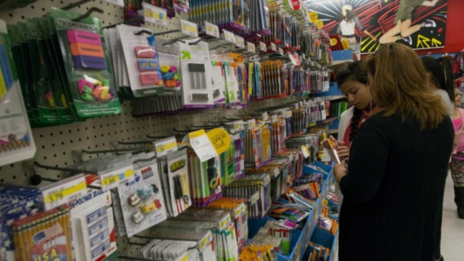 School Supplies to be Donated in Hartford