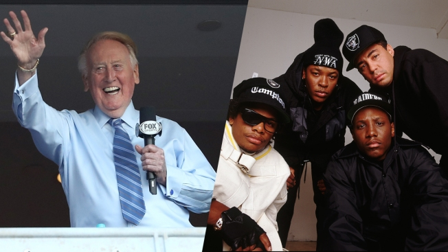 Vin Scully, NWA to Be Preserved by Library of Congress