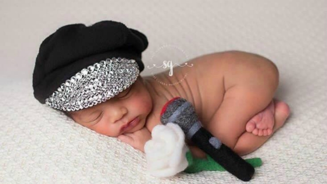'Bidi Bidi Baby': Meet the World's Tiniest Selena Fan
