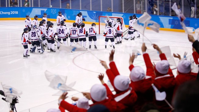 Korea Women's Hockey Team Falls 8-0 in Much-Awaited Olympic Debut