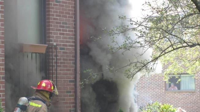 Multiple Departments Respond to Fire in Southington
