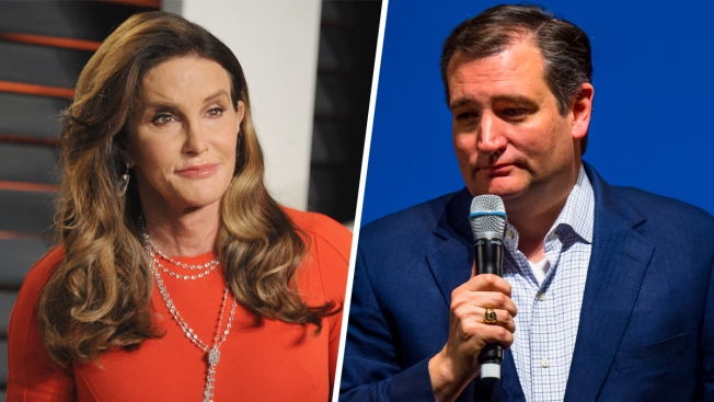 Caitlyn Jenner Likes Ted Cruz, Wants to Be His 'Trans Ambassador'