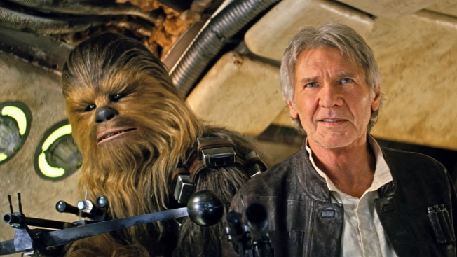 'Star Wars' Blasts Into History Books as the Highest Grossing Domestic Movie Ever